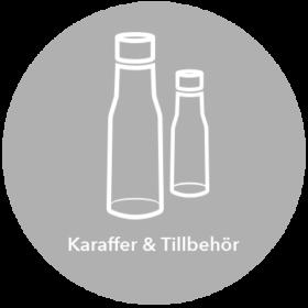 Ikon för Karaffer & tillbehör